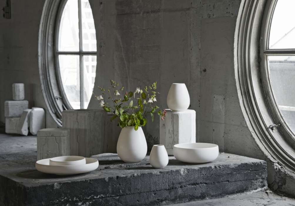 Knabstrup_White Ceramics